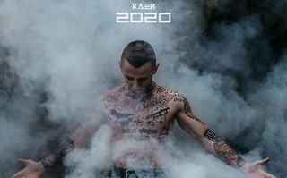 """Okładka nowego albumu KaeN - """"2020"""""""