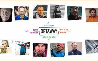 GETAWAY – inspirujące osobowości świata outdooru