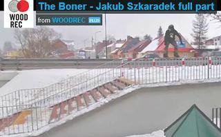 Kuba Szkaradek - The Boner