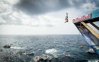 Red Bull Cliff Diving Azory