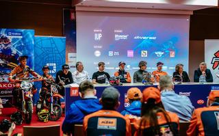 Motocyklowe Mistrzostwa Świata SuperEnduro – konferencja prasowa