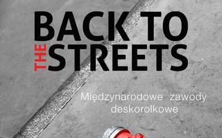 Zawodnicy Back to the Streets 2015