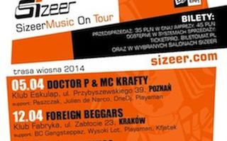 Klubowa ekspansja Sizeer Music on Tour