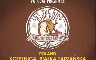 Volcom Peanut Butter & Rail Jam 2015