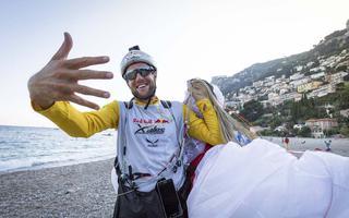 Christian Maurer po raz piąty wygrał Red Bull X-Alps