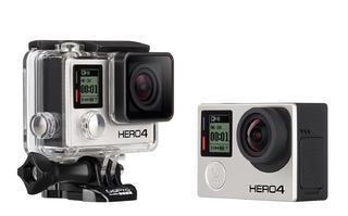 GoPro przedstawia HERO4 – najwydajniejszą serię kamer GoPro