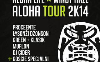 ALOHA TOUR 2k14