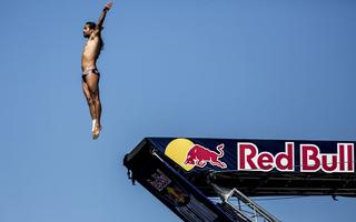 Wielki finał Red Bull Cliff Diving