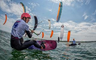 Zawody Pucharu Polski w kitesurfingu w Chałupach 3 rozegrane!