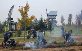 Szymon Klimza ponownie najlepszy w Wheelmageddonie
