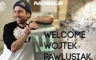 """Wojtek """"Gniazdo"""" Pawlusiak w Nobile Snowboards!"""
