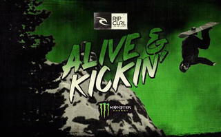 Rip Curl Alive & Kickin presented by Monster już w ten weekend