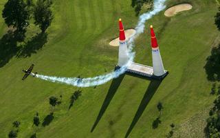 Red Bull Air Race ląduje w Ascot w najbliższy weekend