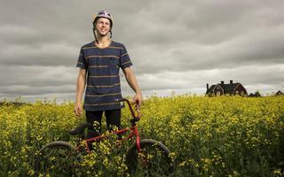 Dawid Godziek będzie pierwszym Polakiem na X Games w BMX Dirt