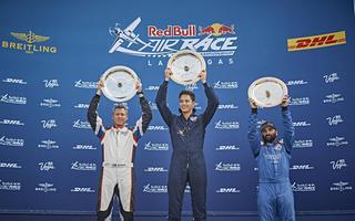 Dolderer Mistrzem Red Bull Air Race 2016