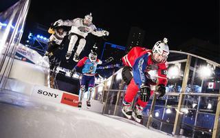Scott Croxall mistrzem Red Bull Crashed Ice 2015