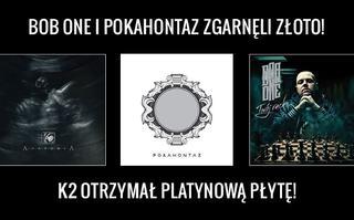 MaxFloRec: dwie złote i jedna platynowa płyta!
