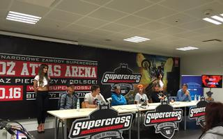 Już jutro stworzy się historia Supercrossu w Polsce
