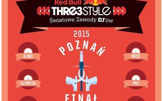 Red Bull Thre3style 2015 w sobotę 14 marca w poznańskim Eskulapie!